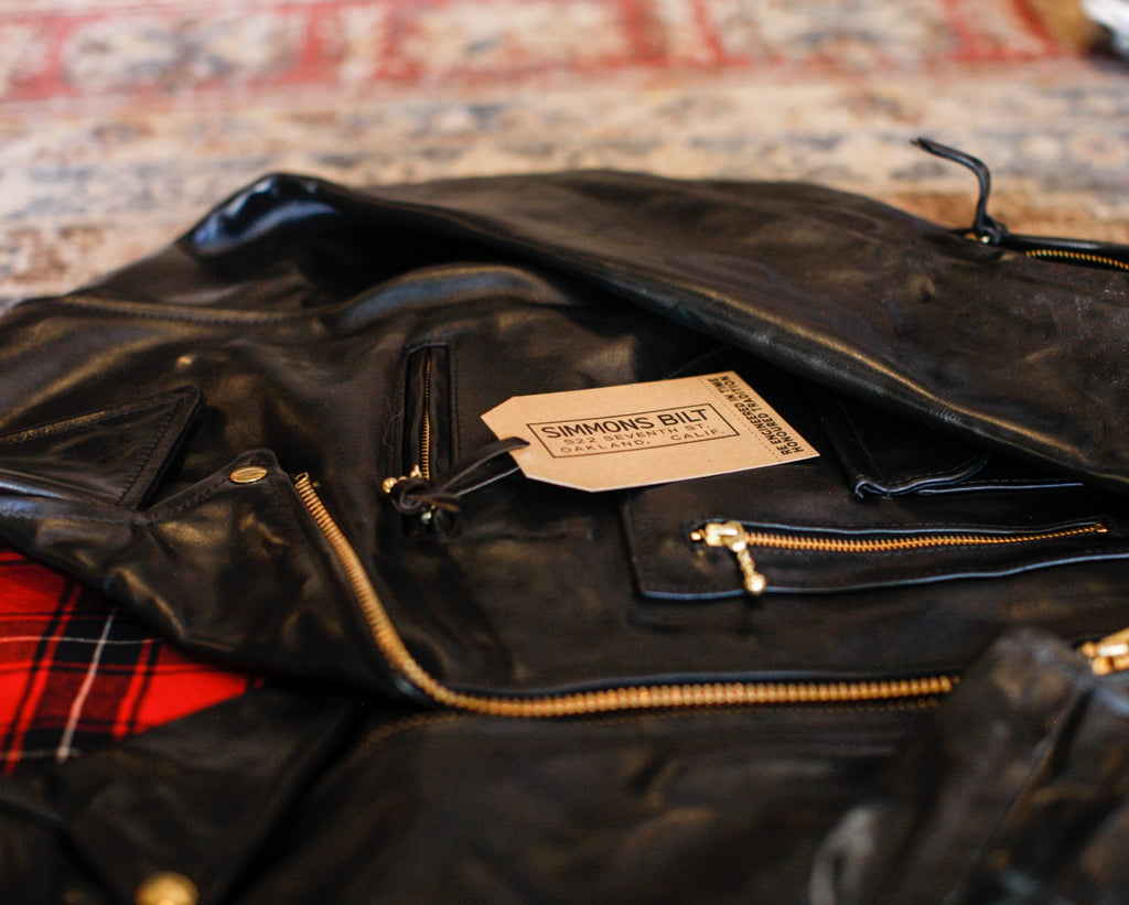 Berkeley Supply HorseHide D-Pocket By Simmons Bilt