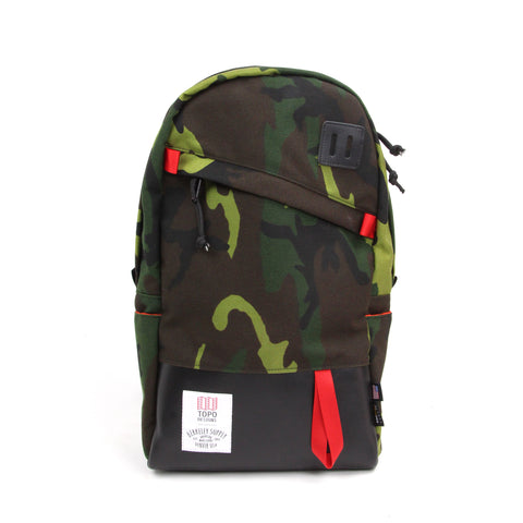 Day Pack - Woodland Camo