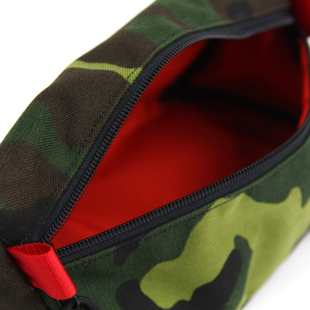 Dopp Kit - Woodland Camo