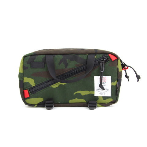 Quick Pack - Woodland Camo
