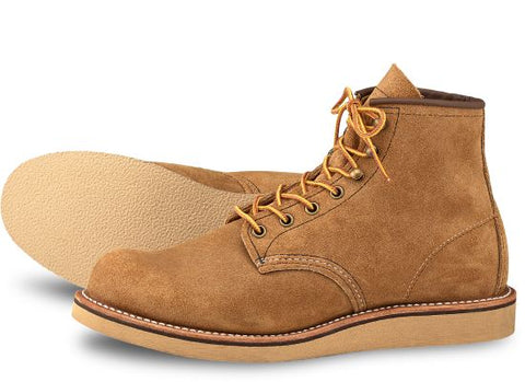 Red Wing Heritage 2953 In  Hawthorne Muleskinner leather