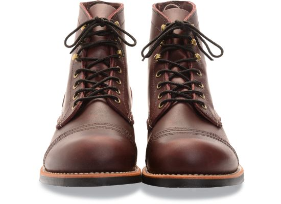 Red Wing Heritage Iron Ranger 8119 In Oxblood