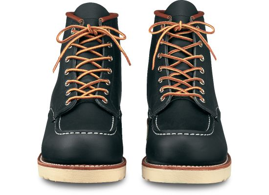Red Wing Heritage 8859 in Navy Portage