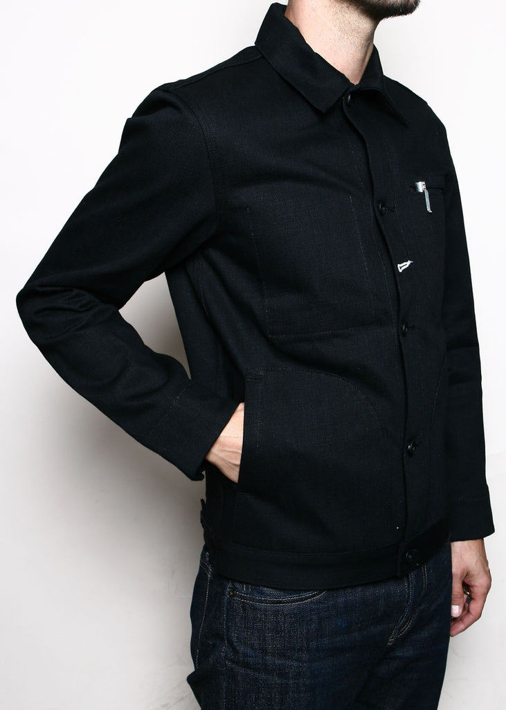 Rogue Territory -Cryptic Supply Jacket - Black