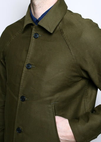 Rogue Territory -  Peacoat Olive Jungle Cloth