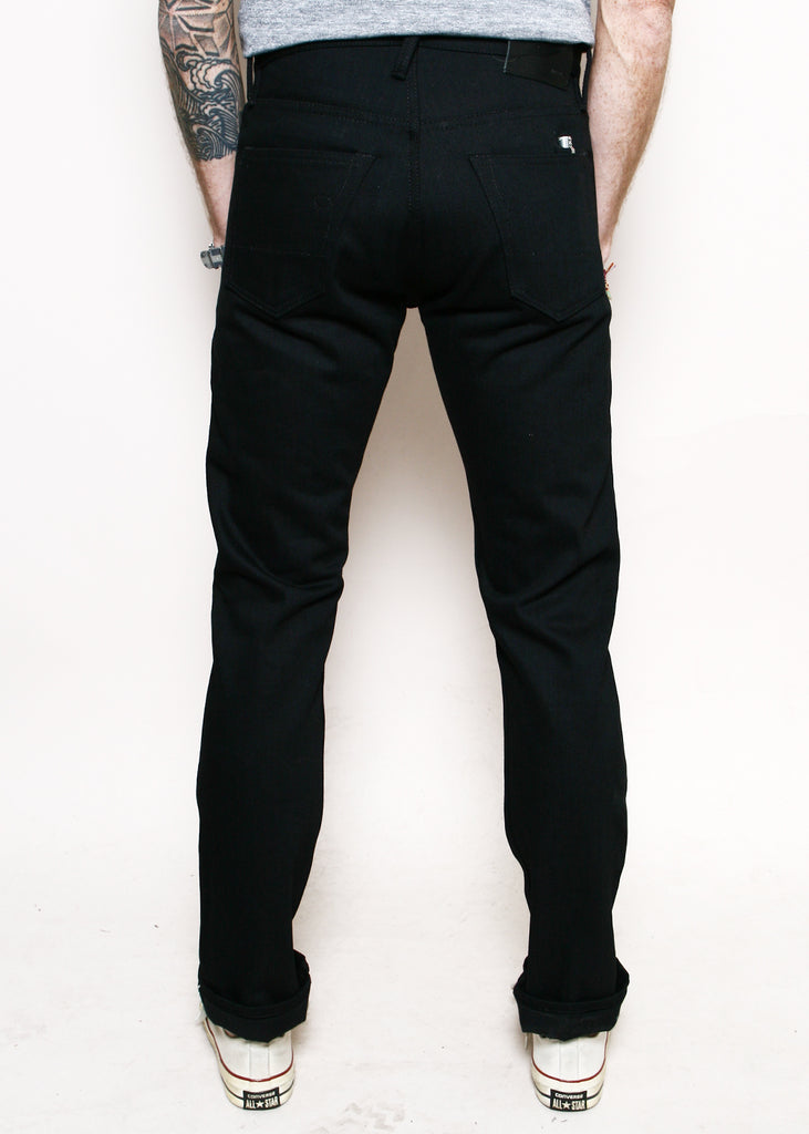 Rogue Territory for Berkeley Supply Copper Anniversary Double Knee Stanton - 17oz Slub Stealth
