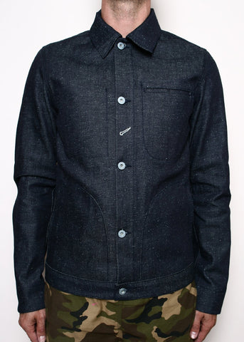 Rogue Territory - Supply Jacket 12oz Neppy Indigo Denim