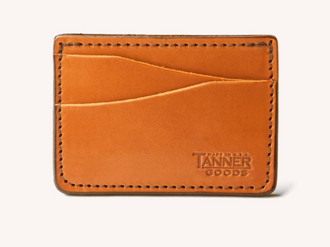 Tanner Goods Journeyman - Saddle Tan