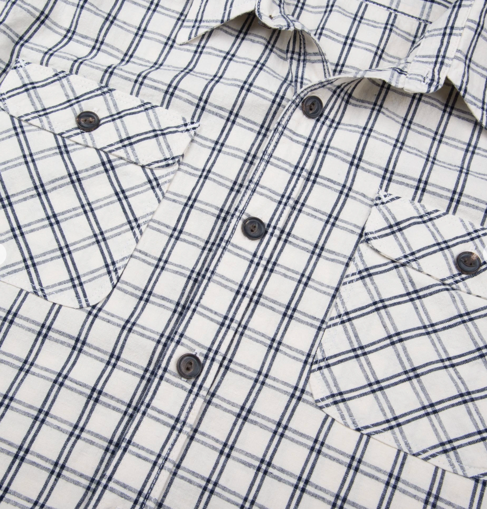 Freenote Cloth - The Jepson - Classic Plaid