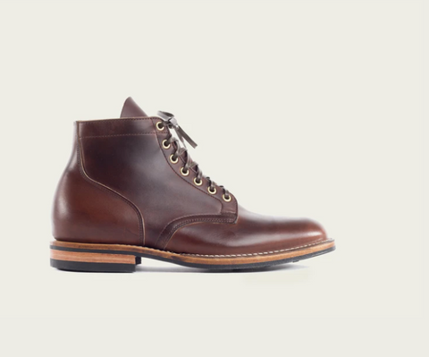 Viberg - Service Boot Brown Chromexcel
