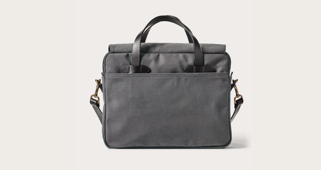 Filson - RUGGED TWILL ORIGINAL BRIEFCASE - Cinder