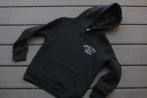 Youth Pullover Hoody -OG LOGO - Black