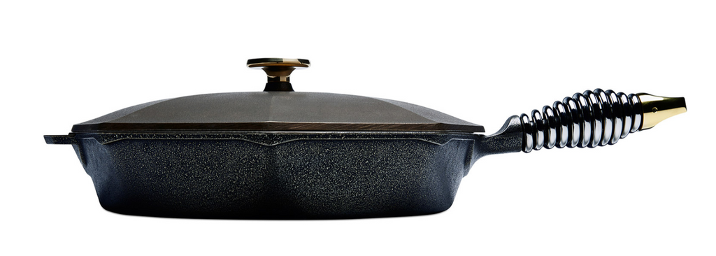 FINEX CAST IRON SKILLET- 10""