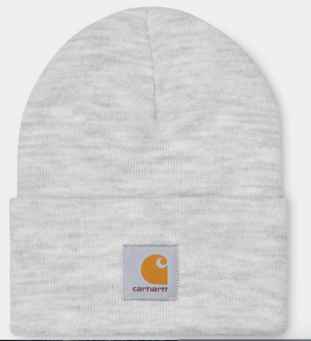 CARHARTT ACRYLIC WATCH HAT- ASH HEATHER