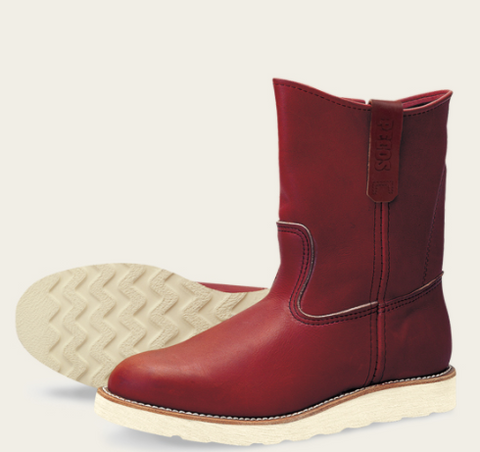 RED WING PECOS - 8866-E WIDTH