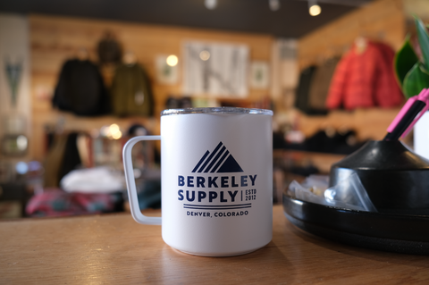 John Fellows for Berkeley Supply - Camp Cup