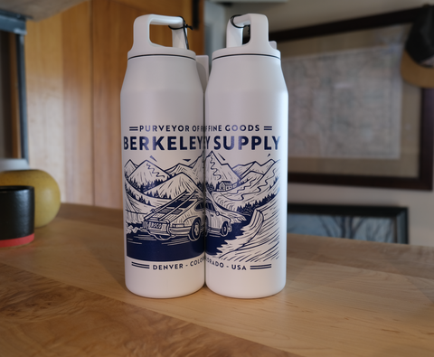 John Fellows for Berkeley Supply - 32oz Bottle