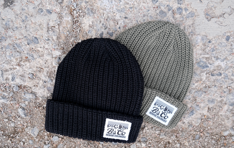 Berkeley Supply - Nod to Golden Beanie