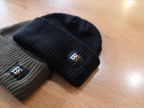 Berkeley Supply - wharf beanie