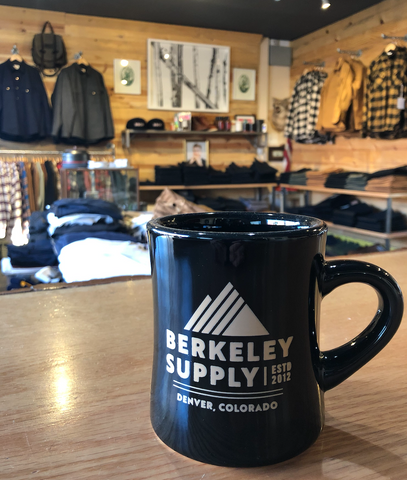 Berkeley Supply - Another Chill Ass Diner Mug