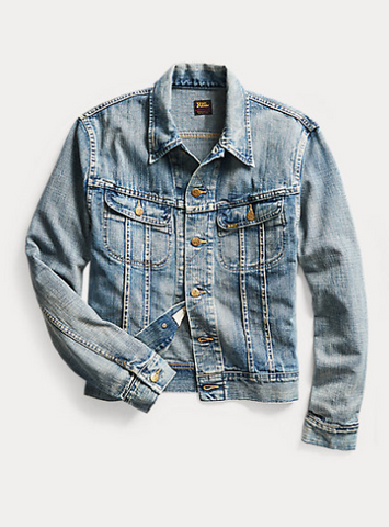 RRL Indigo Denim Jacket