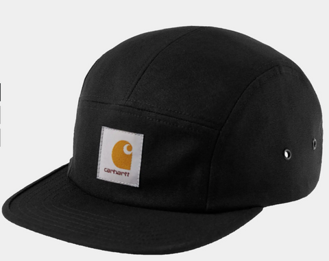 CARHARTT WIP Backley Cap- Black