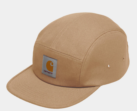 CARHARTT WIP Backley Cap- Dust Brown