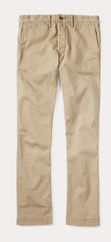 RRL Slim Fit Cotton Chino