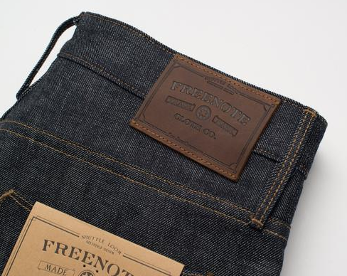 freenote Avila slim taper