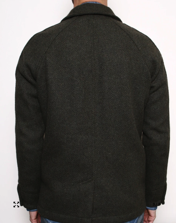 Rogue Territory - Explorer Blazer Blended Wool