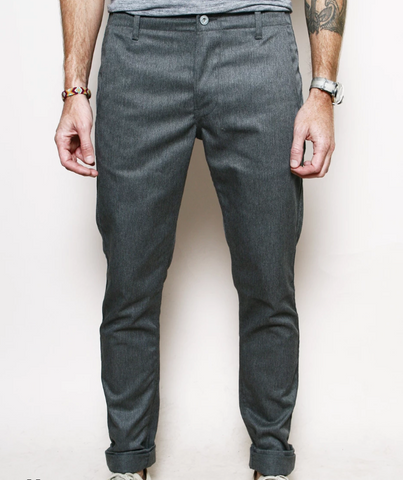 Rogue Territory - Infantry Pants Heather Grey Denim