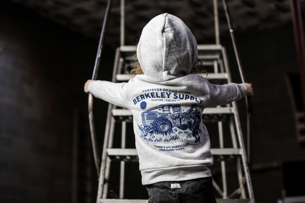 JOHN FELLOWS X BERKELEY SUPPLY - 2019 HOODIE