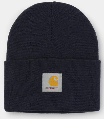 Carhartt WIP Acrylic Watch Hat - Dark Navy