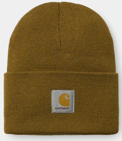 Carhartt WIP Acrylic Watch Hat - Hamilton Brown