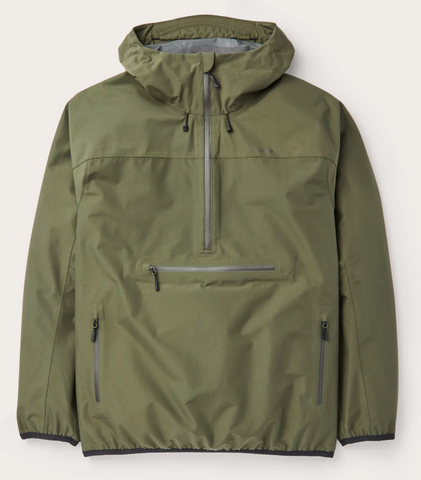 Filson Swiftwater Rain Pullover