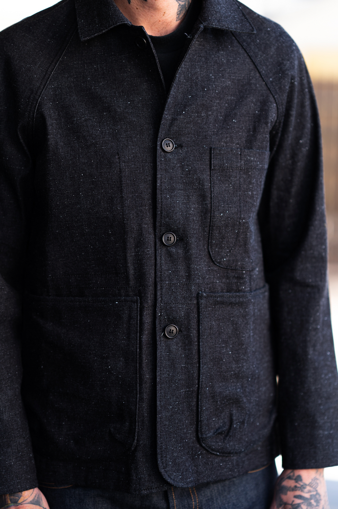 Rogue Territory - Explorer Blazer Neppy Denim