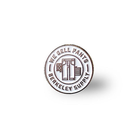Berkeley Supply Pin