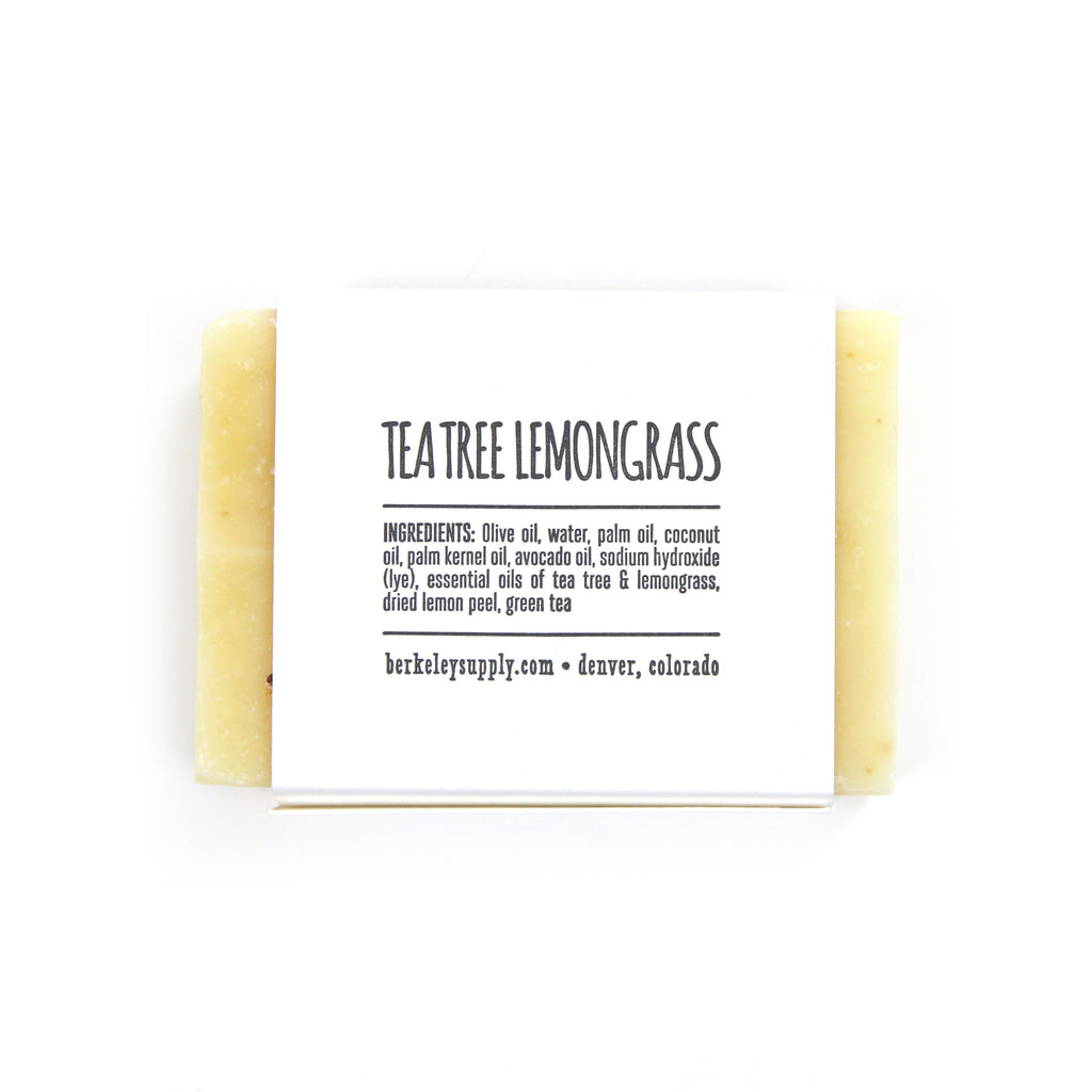 Berkeley Soap-ply (Tea Tree Lemongrass)