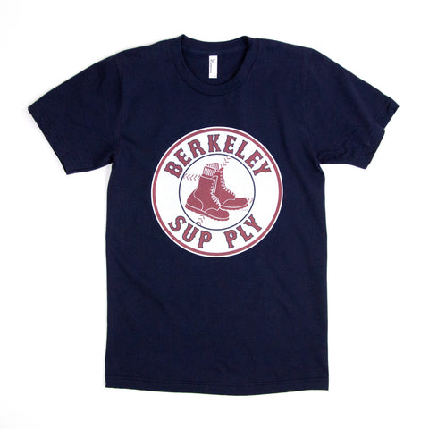 Berkeley Supply Opening Day Shop Tee