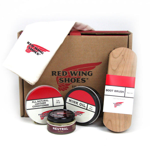 Red Wing Heritage Leather Care Kit Berkeley Supply