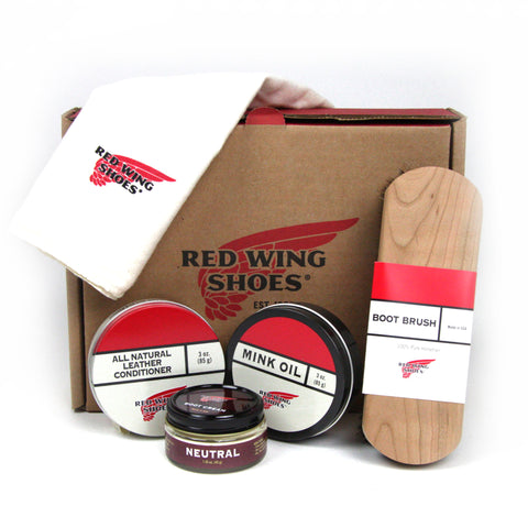 Red Wing Heritage Leather Care Kit