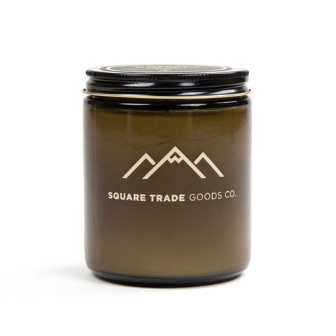 Square Trade Goods Co - Leather & Smoke
