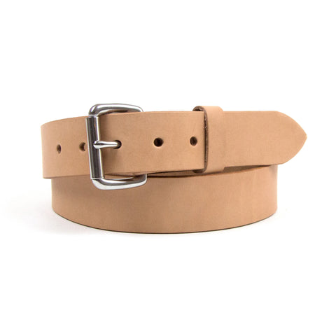 Tanner Goods Standard Belt - Natural