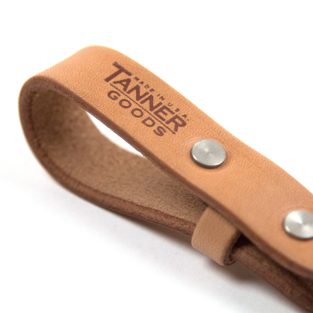 Tanner Goods Key Lanyard - Natural