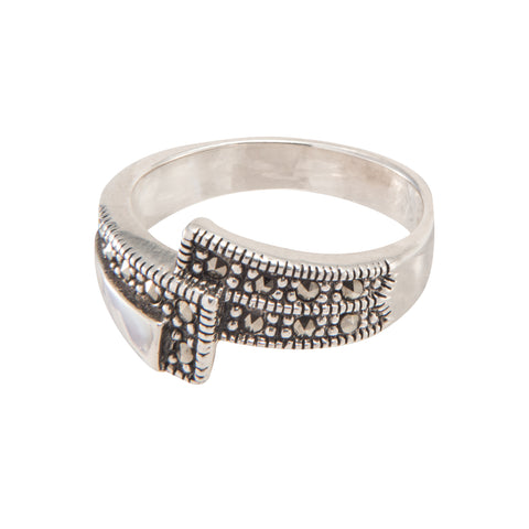 Marcasite Ring - Chicago Marcasite Jewellery
