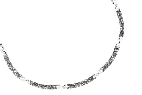 Marcasite Necklace - Chicago Marcasite Jewellery