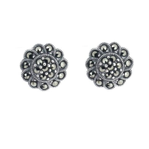 Marcasite Earrings - Chicago Marcasite Jewellery