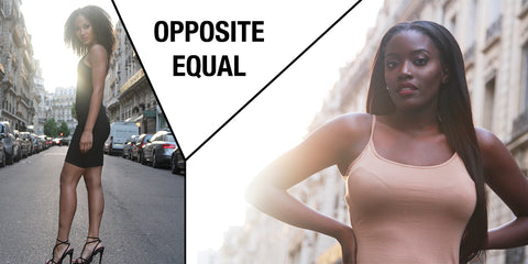 EQUAL & OPPOSITES