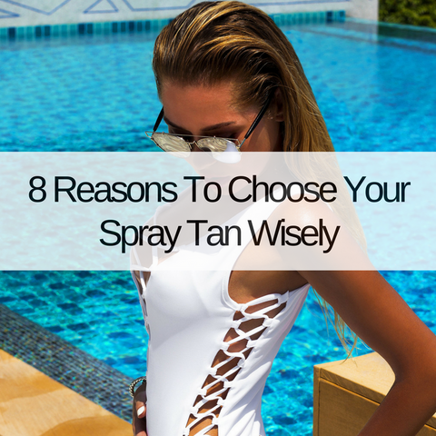 How to choose the right spray tan solution