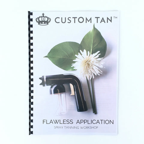 Learn How to Spray Tan Courses - WITH $50 REBATE*